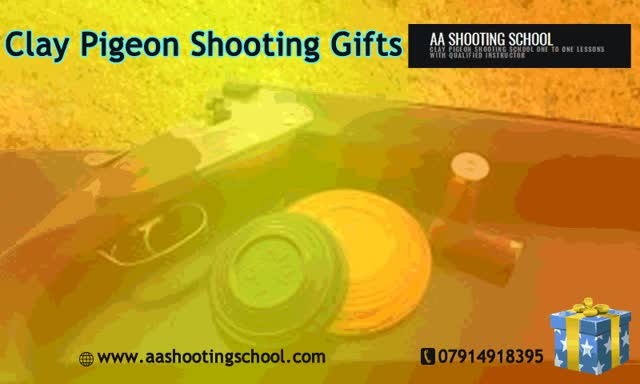 Watch and share A Wonderful Experience Of Clay Pigeon Shooting As Clay Pigeon Shooting Gifts Voucher GIFs by AA Shooting School  on Gfycat