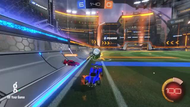 Watch Goal 7: Midoriya Izuku GIF by Gif Your Game (@gifyourgame) on Gfycat. Discover more Gif Your Game, GifYourGame, Goal, Midoriya Izuku, Rocket League, RocketLeague GIFs on Gfycat