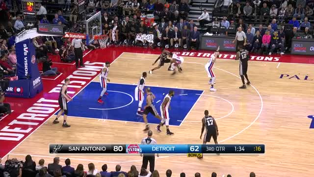 Watch and share Mills PNR Into Corner 3 GIFs by Ben Mallis on Gfycat