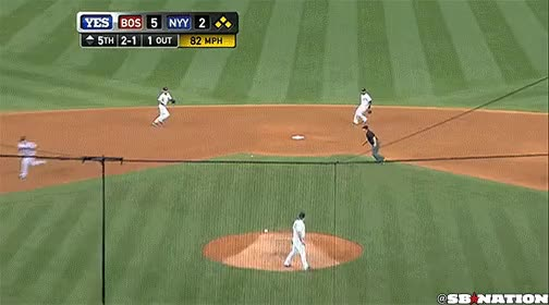 Watch and share Jeter Falls GIFs on Gfycat