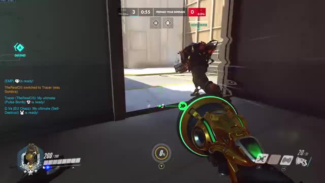 Watch and share Overwatch Origins Edition (26) GIFs by watchingpaintwet on Gfycat
