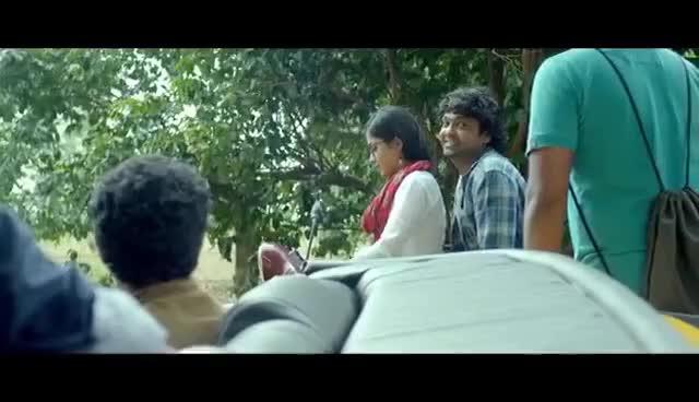 Watch and share Belageddu - Kirik Party   Rakshit Shetty   Rashmika Mandanna   Vijay Prakash   B Ajaneesh Lokanath GIFs on Gfycat
