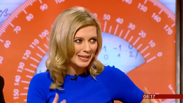 Watch and share Rachel Riley |  BBC Breakfast |  16th February 2018 GIFs on Gfycat