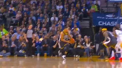 Watch and share Stephen Curry And Kevin Durant — Golden State Warriors GIFs by Off-Hand on Gfycat