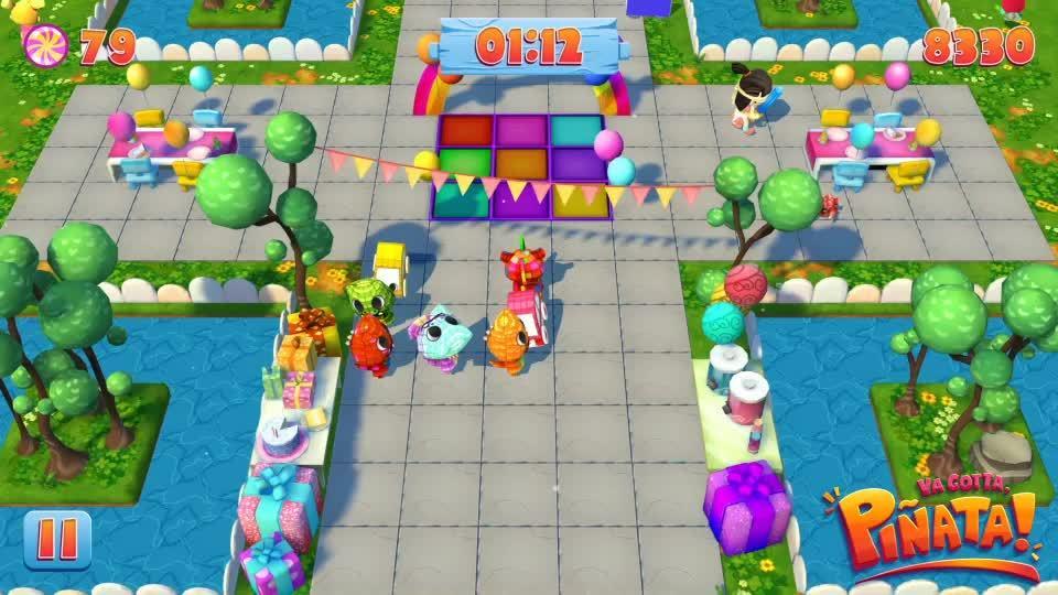 androidgaming, gamegifs, playmygame, Ya Gotta, Pinata! - Gameplay GIFs