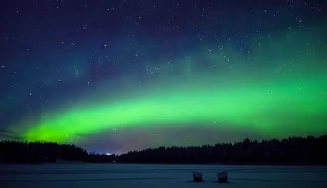 Watch and share Aurora Borealis GIFs on Gfycat