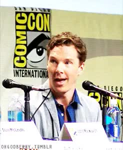 Watch and share The Imitation Game GIFs and Sdcc 2014 GIFs on Gfycat