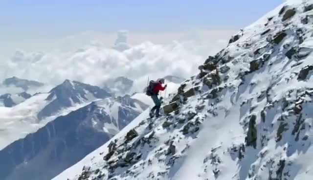 Watch and share Alps And Himalayan Mountain Scenes - Arnej GIFs on Gfycat
