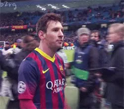 Watch this trending GIF on Gfycat. Discover more B2RG, Messi, Victor Valdes, neymar GIFs on Gfycat
