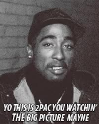 Watch and share Tupac GIFs on Gfycat