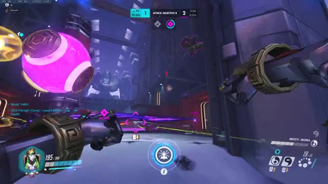 Watch and share Overwatch GIFs and Zarya GIFs by emnestys on Gfycat
