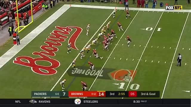 Watch and share Cleveland Browns GIFs and Deshone Kizer GIFs on Gfycat