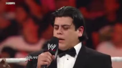 Watch Singing GIF by Blaze Inferno (@metaknightxprophets) on Gfycat. Discover more Funny, R-truth, Ricardo Rodriguez, Singing GIFs on Gfycat