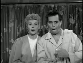 Watch I Love Lucy is a Desilu Production GIF on Gfycat. Discover more desi arnaz, i love lucy, lucille ball, lucy ricardo, ricky ricardo, the audition, the lost pilot GIFs on Gfycat