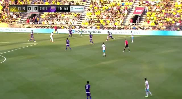 Watch and share Meram Central Gives Numbers, Tchani Dances To A Goal GIFs by Evercombo on Gfycat