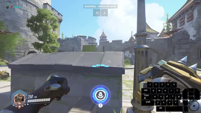 Watch interesting doomfist jump 2 GIF by danoxyo (@danoxyo) on Gfycat. Discover more related GIFs on Gfycat