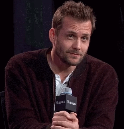 Gabriel Macht, runescape, suits, Spectre Smile GIFs