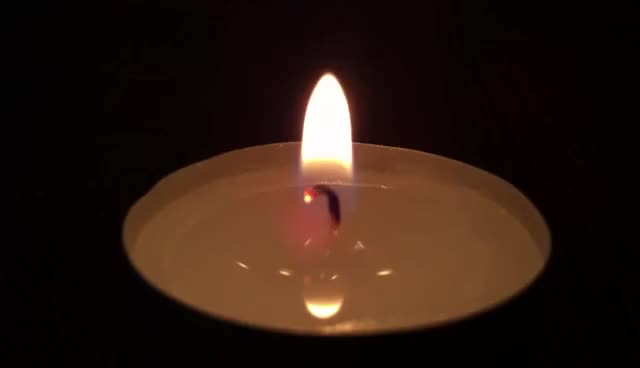 Watch and share Relaxing Candle Flame GIFs on Gfycat