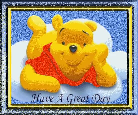 Watch and share Pooh Bear GIFs on Gfycat