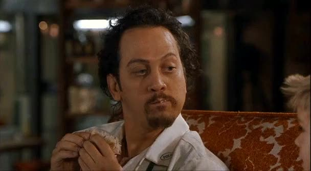 Watch and share Rob Schneider GIFs and Eating GIFs by reactionclub on Gfycat