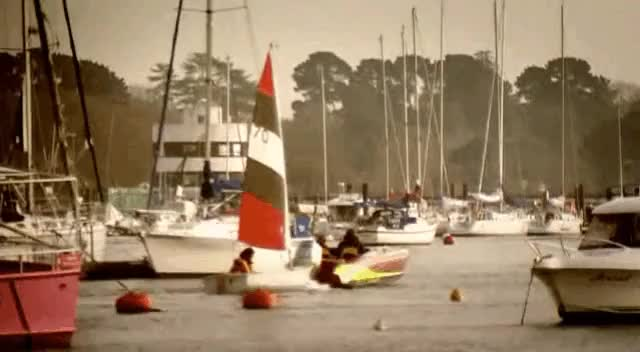 Watch and share Sailboat GIFs on Gfycat