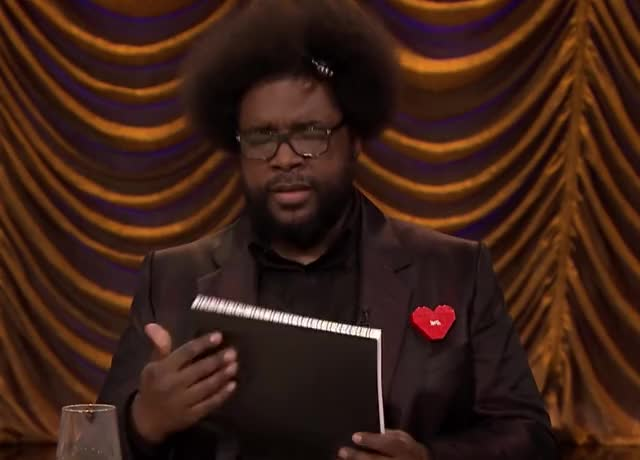Watch and share Questlove GIFs and I Quit GIFs by Grower of GIFs on Gfycat