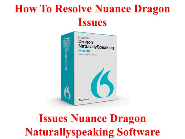 Watch and share How To Resolve Nuance Dragon Issues GIFs by Gaston Rock on Gfycat