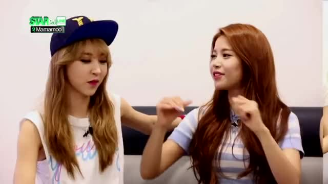 Watch and share Moonbyul GIFs and Mamamoo GIFs by Beagle on Gfycat