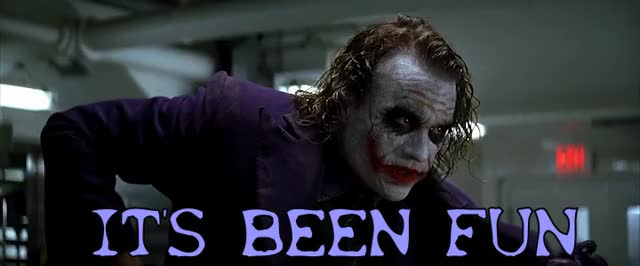 Watch Joker ( Heath Ledger ) Mob Scene GIF on Gfycat. Discover more heath ledger GIFs on Gfycat
