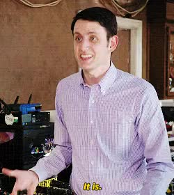 Watch and share Silicon Valley Hbo GIFs and Jared Dunn GIFs on Gfycat