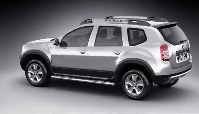 Watch and share Dacia Duster 2014 3D Model GIFs on Gfycat
