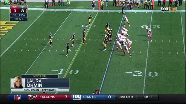 Watch 2015 @ PIT - Vance McDonald - 2Q1351 GIF by @wafflehaus on Gfycat. Discover more 49ers GIFs on Gfycat