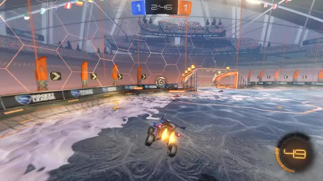 Watch ⏱️ Goal 3: J.J Redirect GIF by Gif Your Game (@gifyourgame) on Gfycat. Discover more Gif Your Game, GifYourGame, Goal, J.J Redirect, Rocket League, RocketLeague GIFs on Gfycat