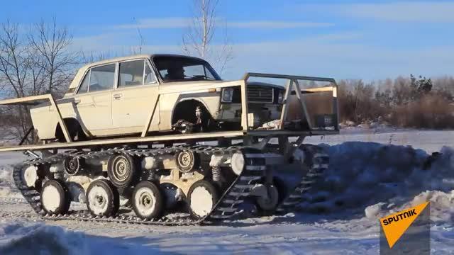 Watch and share Lada Tank GIFs and Sputnik GIFs on Gfycat