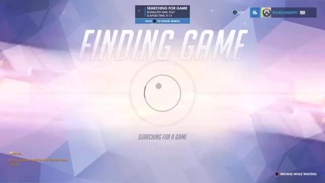 Watch and share Overwatch GIFs by echoleadergame on Gfycat