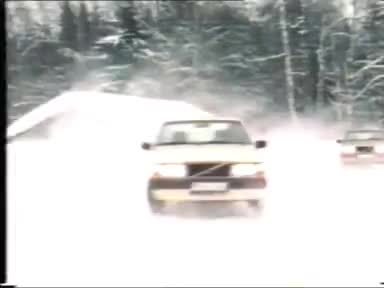 Volvo snowrace GIFs