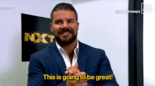 Watch and share Bobby Roode Reaction Gif GIFs on Gfycat