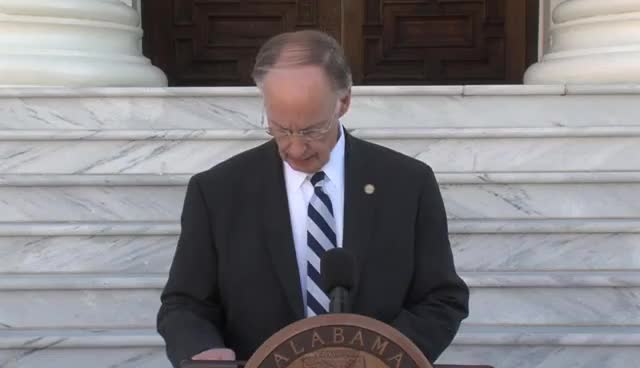 Watch Governor Bentley Statement GIF on Gfycat. Discover more related GIFs on Gfycat