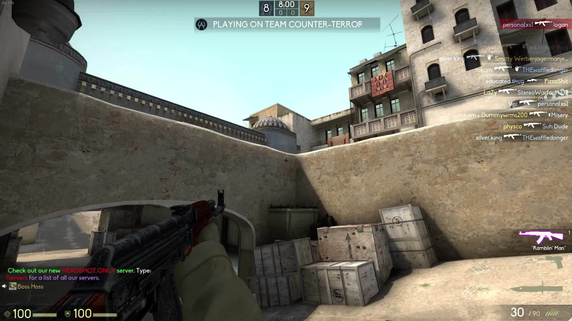counterstrike, csgo, globaloffensive, Sickest flick of my life GIFs