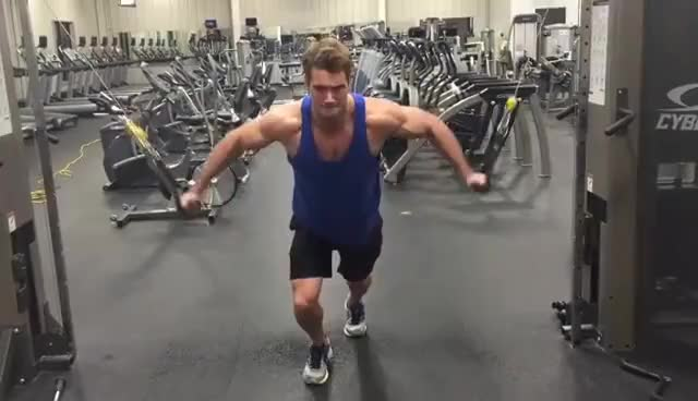 Watch and share Connor Murphy Natural Body Transformation | Fitness Motivation GIFs on Gfycat
