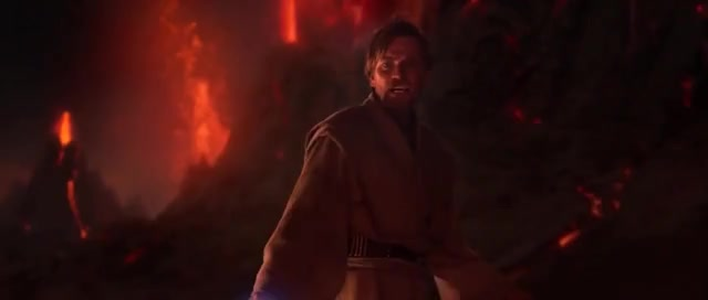 Obi Wan Its Over Anakin I Have The High Ground Gif Find