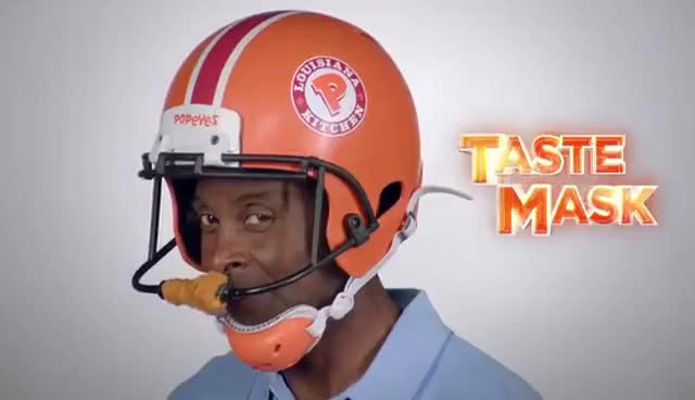 Watch Popeyes Wingovations with Jerry Rice GIF on Gfycat. Discover more related GIFs on Gfycat