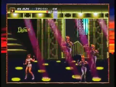 gaminggifs, Streets of Rage 3 OST - The Club (reddit) GIFs