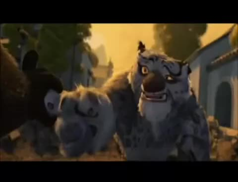Watch and share Kung Fu Panda - The Wuxi Finger Hold GIFs on Gfycat