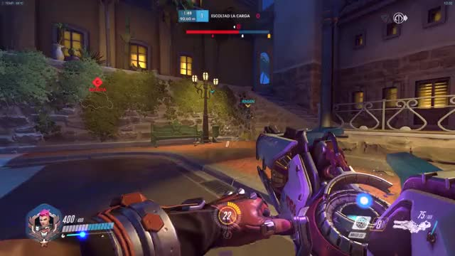 Watch Advanced stealth tactics GIF on Gfycat. Discover more Overwatch, overwatch, plot-twist GIFs on Gfycat
