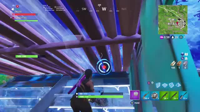 Watch this GIF by Xbox DVR (@xboxdvr) on Gfycat. Discover more FortNiteBR, Fortnite, FortniteBattleRoyale, TURBO21321, xbox, xbox dvr, xbox one GIFs on Gfycat