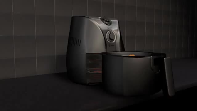Watch 3d animation Airwave fryer GIF on Gfycat. Discover more 3d animation, Film & Animation, Progressive Wave, cinema 4d, hot air fryer, walmart GIFs on Gfycat