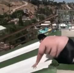 Watch and share Water Slide GIFs and Big GIFs by Pete Brown on Gfycat