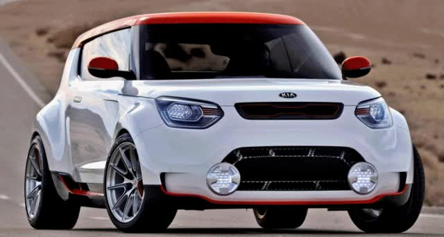 Watch and share 2012 Kia Trackster Concept Is Widebody Soul Coupe With 250HP GIFs on Gfycat