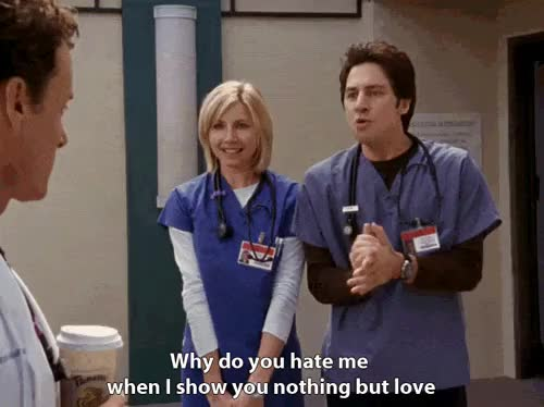 Watch this scrubs GIF on Gfycat. Discover more zach braff GIFs on Gfycat